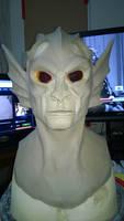 Etrigan the Demon Mask Sculpt