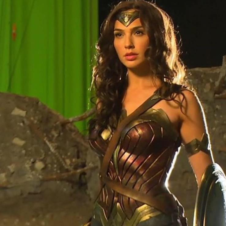 Wonder Woman Gal Gadot 3 by saturnsam