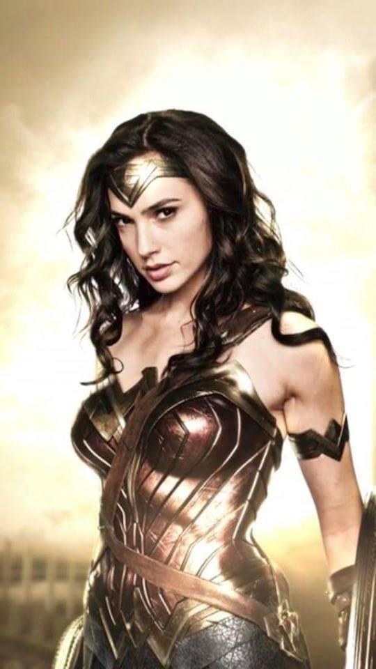 Wonder Woman Gal Gadot 6 by saturnsam