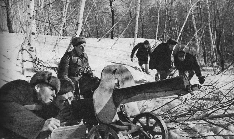 Guerrillas by RussianBear2345
