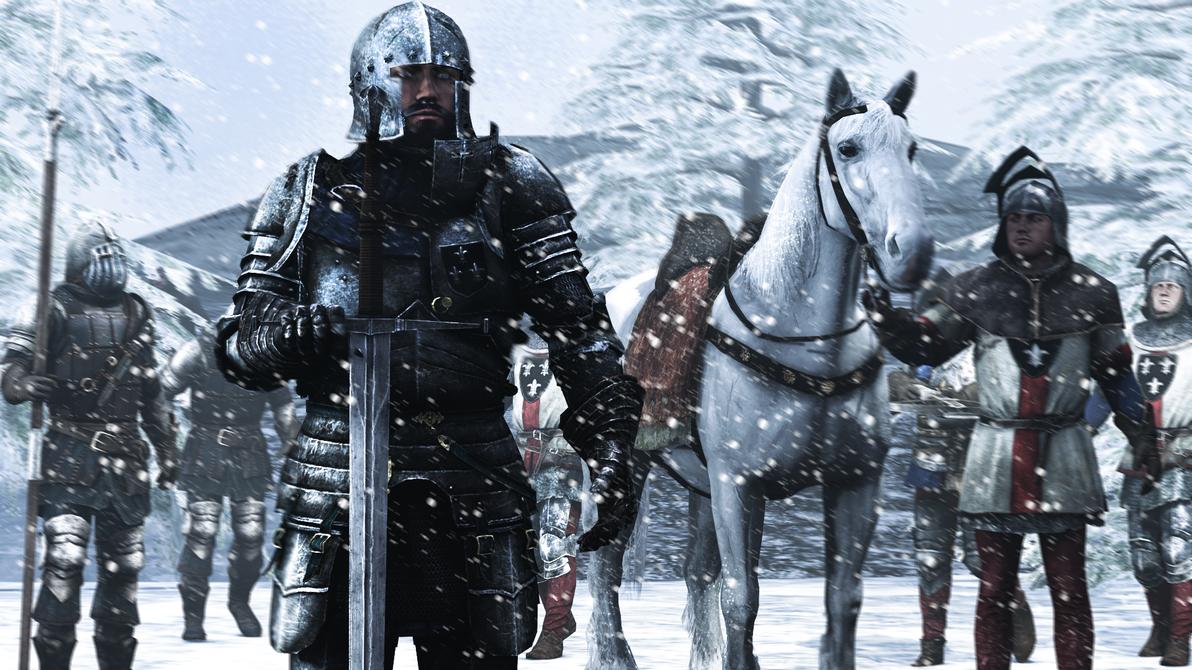 Winter by RussianBear2345