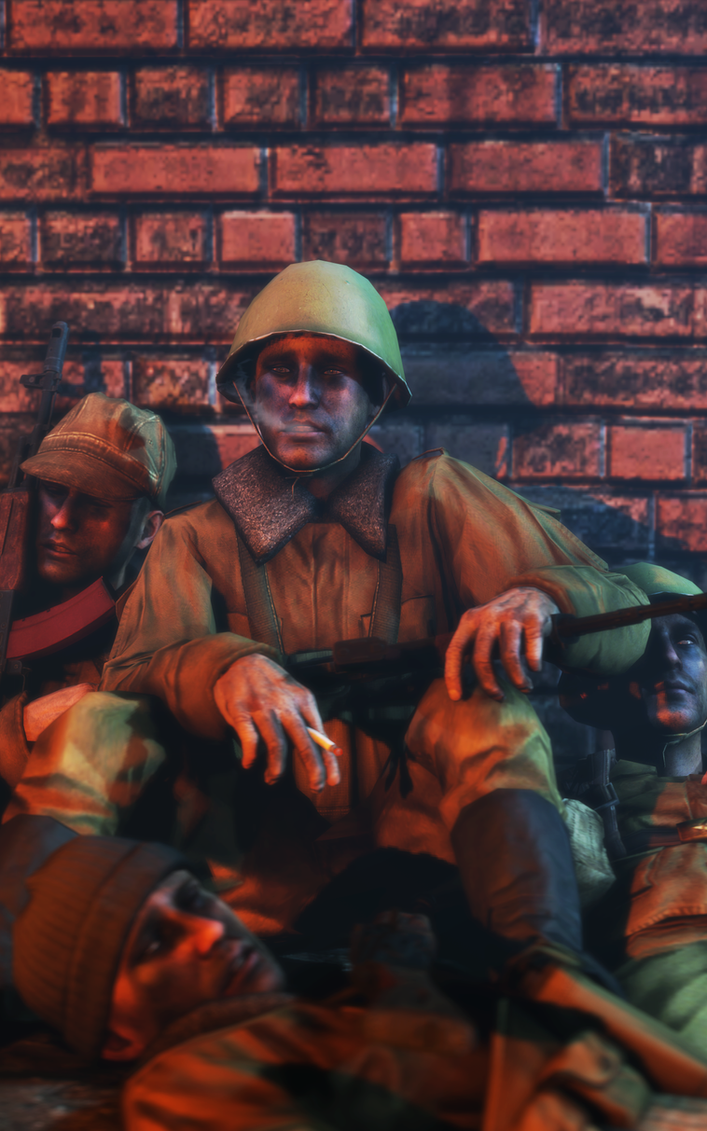 War by RussianBear2345