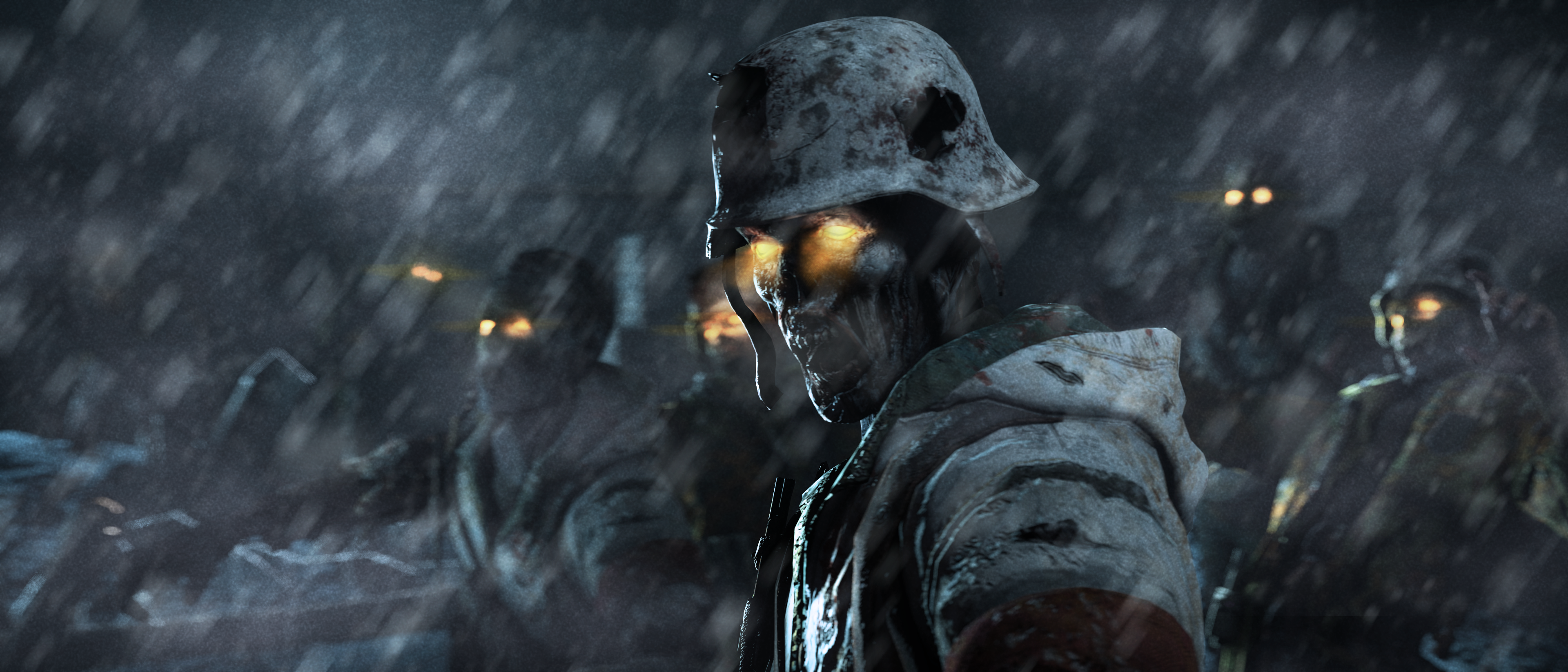 Call Of Duty Ww2 Zombies Wallpaper: Zombies Favourites By Ryman8989 On DeviantArt