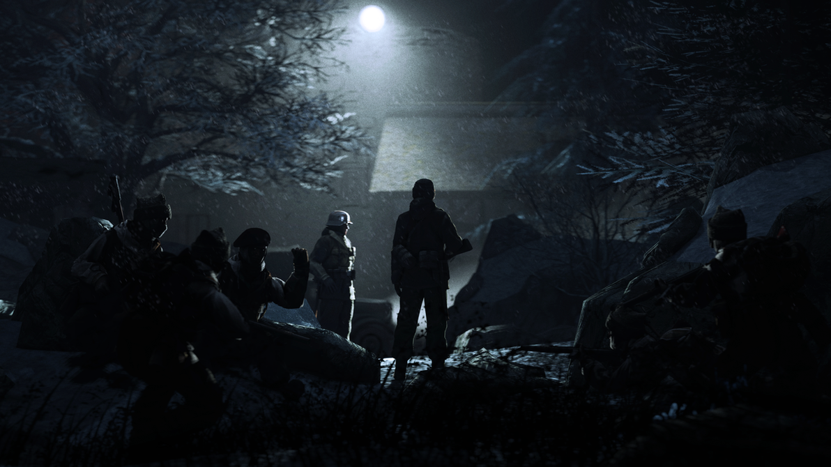 Night ops by RussianBear2345