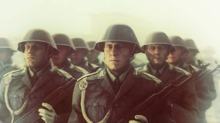 NNA DDR march