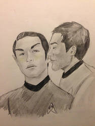 Inception - Star Trek AU by Jadedroseseal