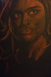 Lydia Martin by Jadedroseseal