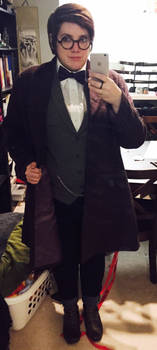 Day of the Doctor Eleven Cosplay
