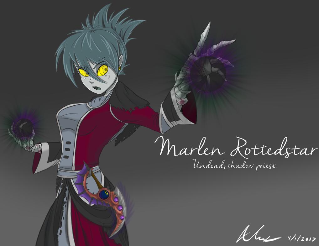 Marlenn Rottedstar by Evanzblack