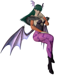 Morrigan - hank412 MOD by hank412