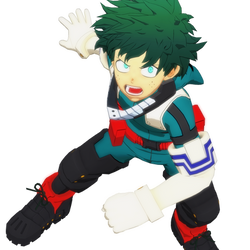 Misc. Deku by hank412