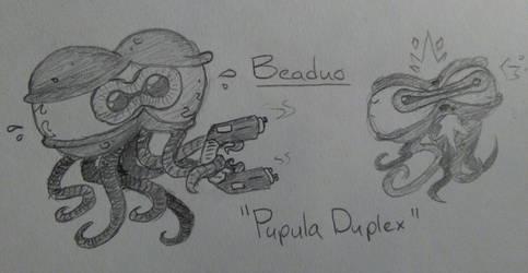 Beaduo (Enter the Gungeon Enemy Idea)