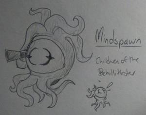 Mindspawn (Enter the Gungeon Enemy Idea)