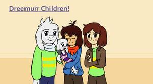 Endertale Children by MissArtisticDraws