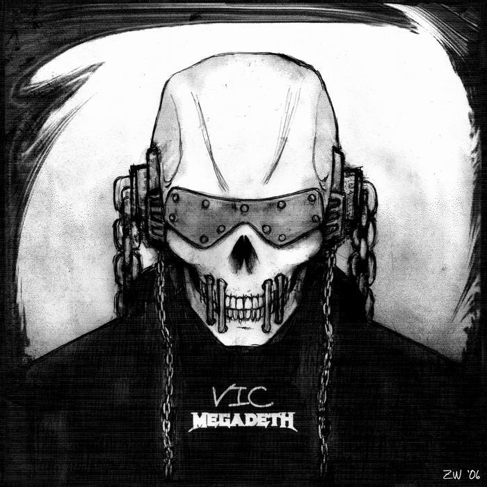 Vic Rattlehead 6 by Zh...