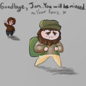 Jon is Gone