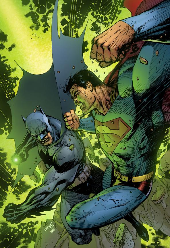 Bats vs Supes by K-Bol