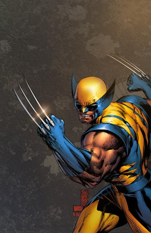 Wolverine 2K8