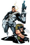 Punisher+Wolverine