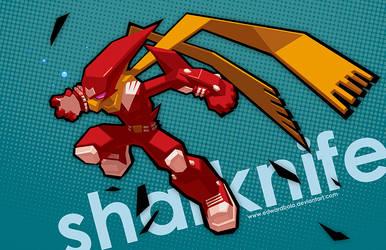 Commision: Sharknife