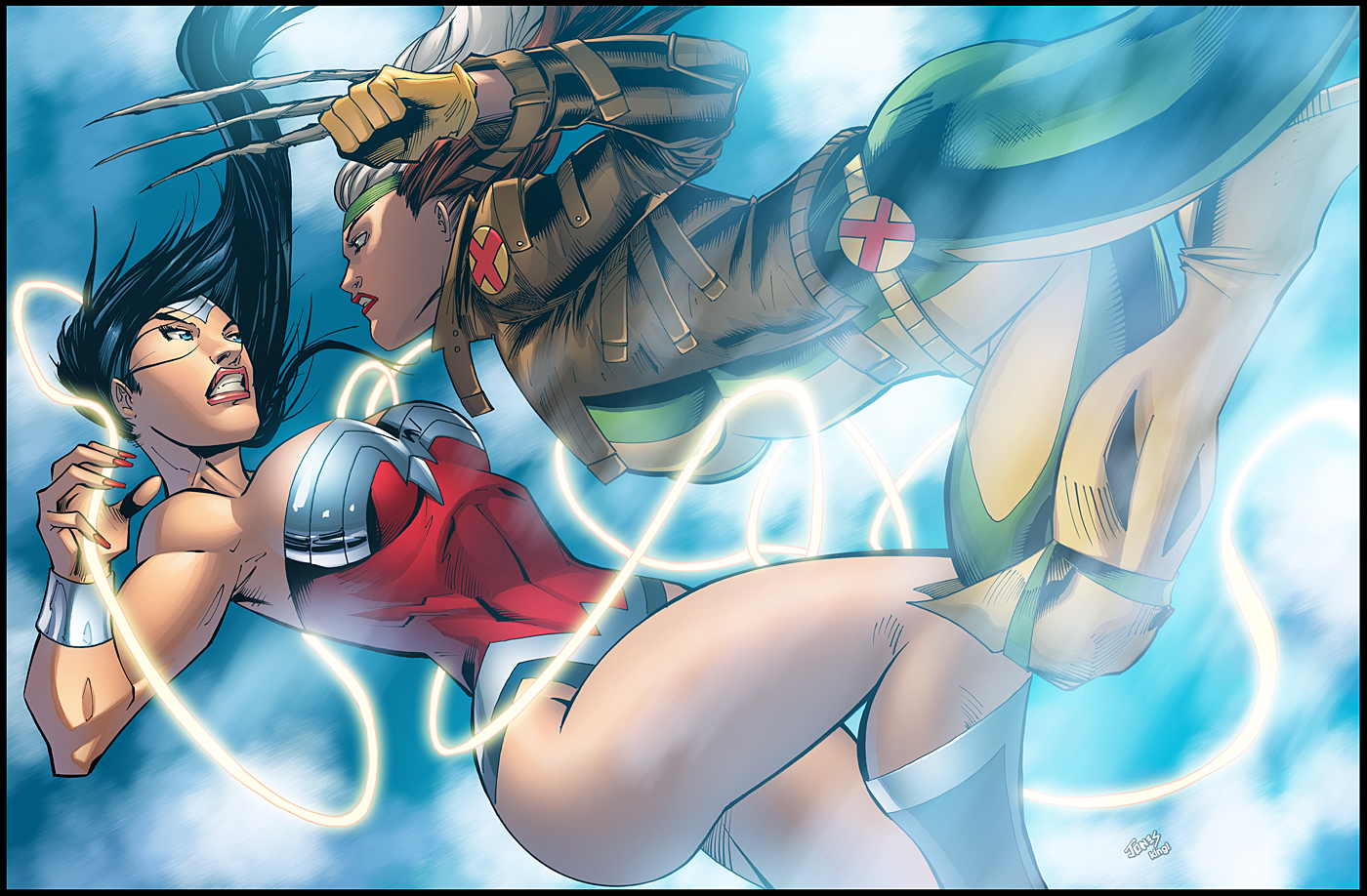 Sexy dc universe hentai naked clips