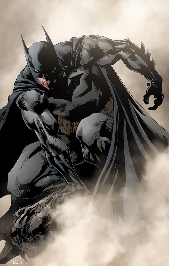 Commission: Batman by K-Bol