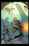 Commission: Killzone 4 Concept Art