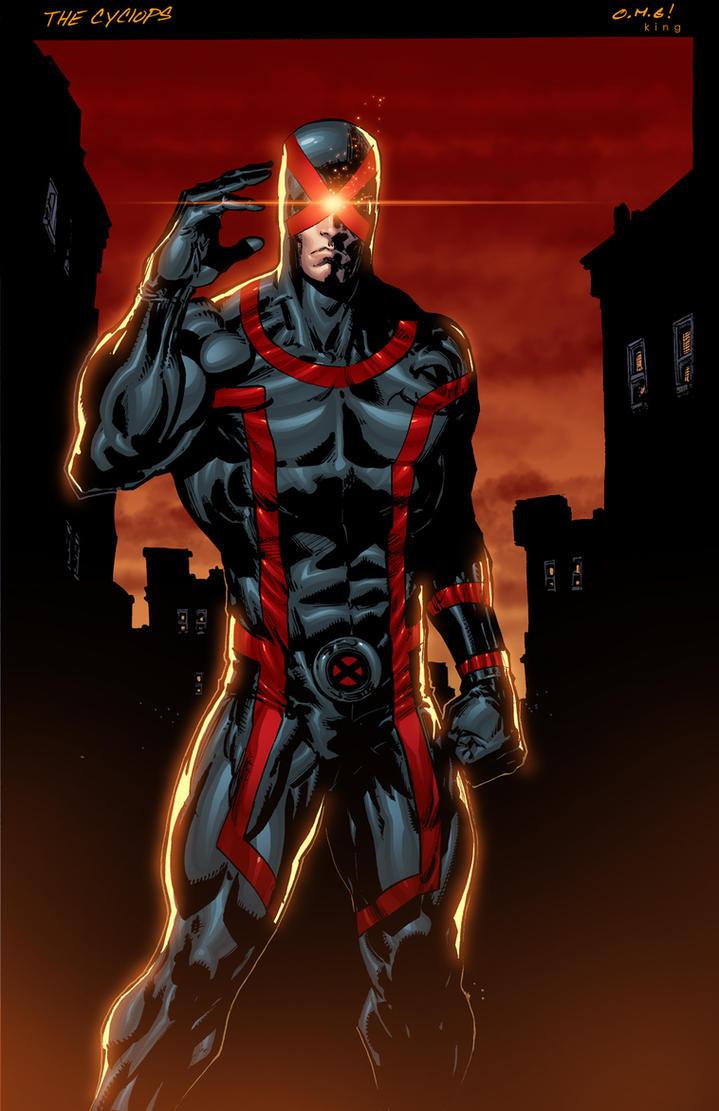 CYCLOPS by K-Bol on DeviantArtX Men Cyclops Comic