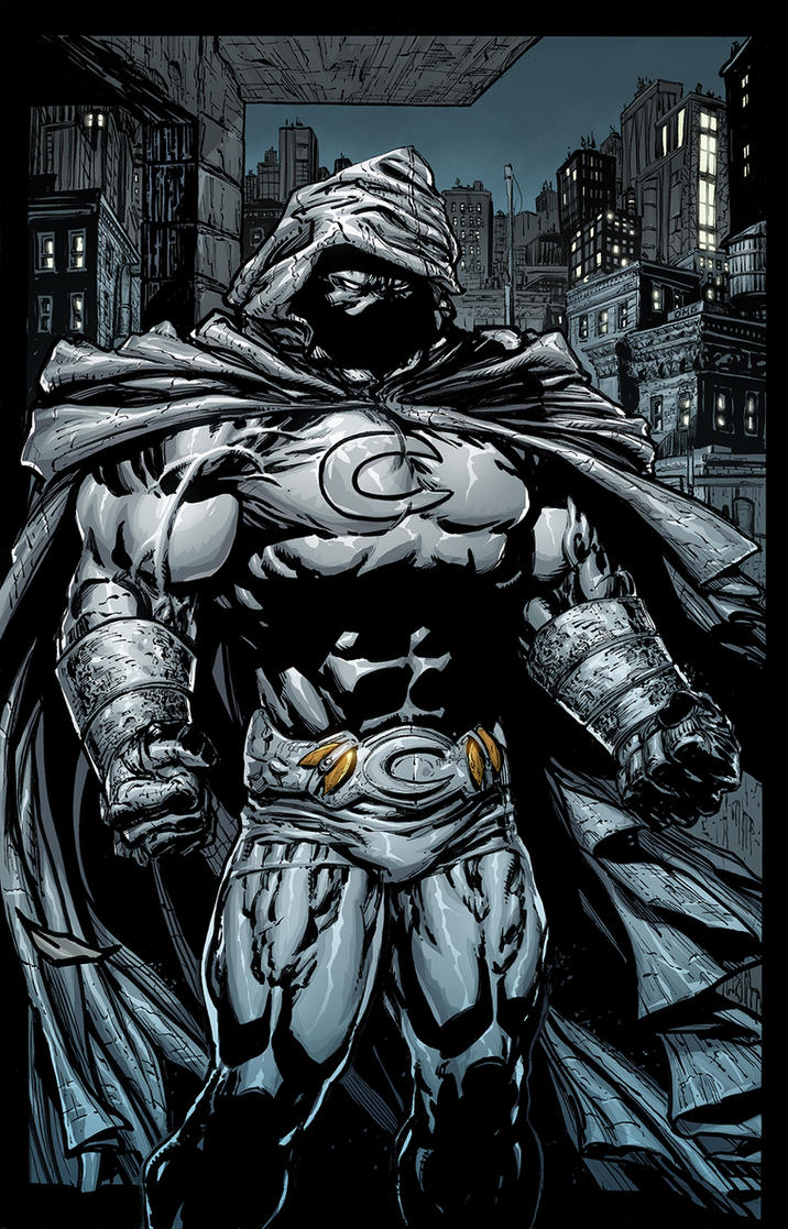MOON KNIGHT by K-Bol