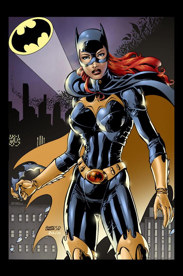 Batgirl by K-Bol