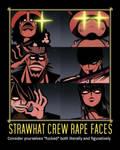One Piece Strawhat Demotivation Poster