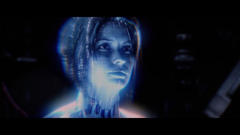 Cortana Halo 2 Anniversary