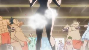 One Piece 932 Nami Bath House Scene