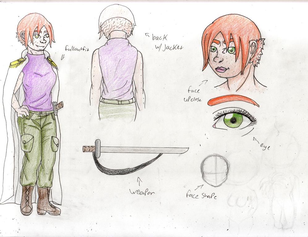 Grace O'Malley Profile by emilyk949