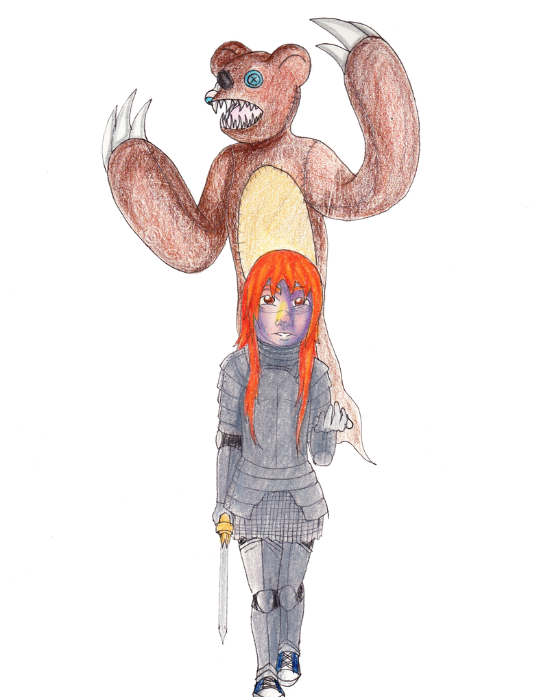 Allie and Timbule by emilyk949