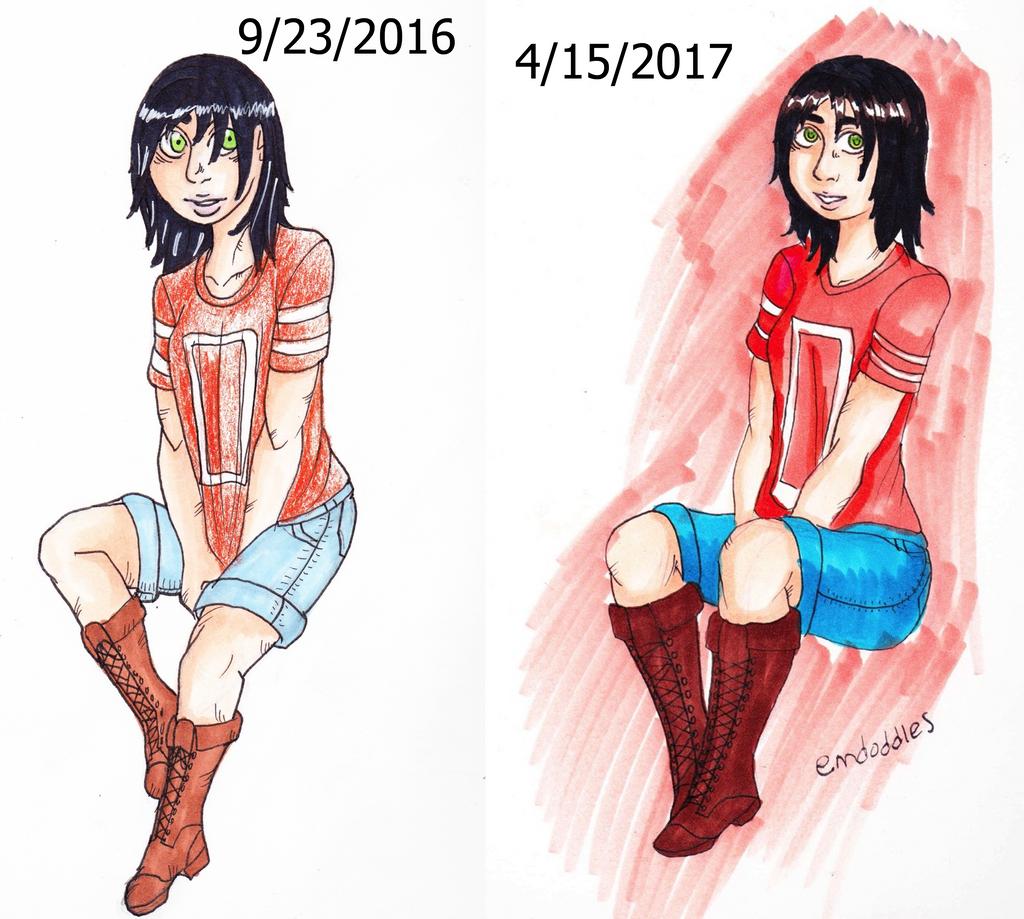 Draw again by emilyk949