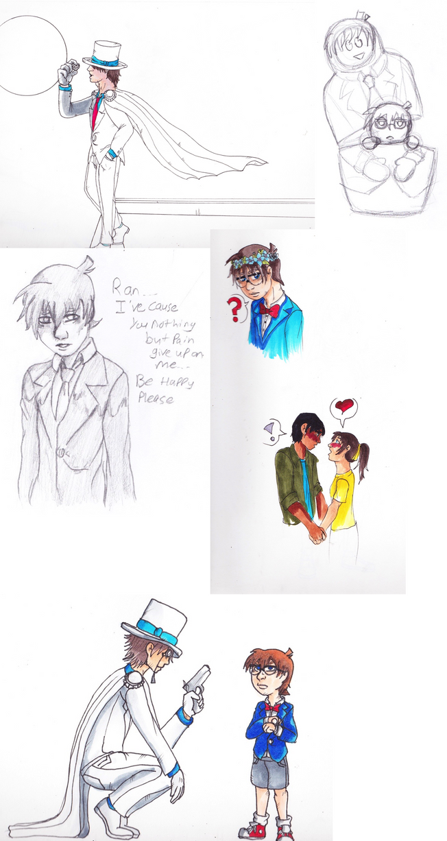DC Sketch dump by emilyk949