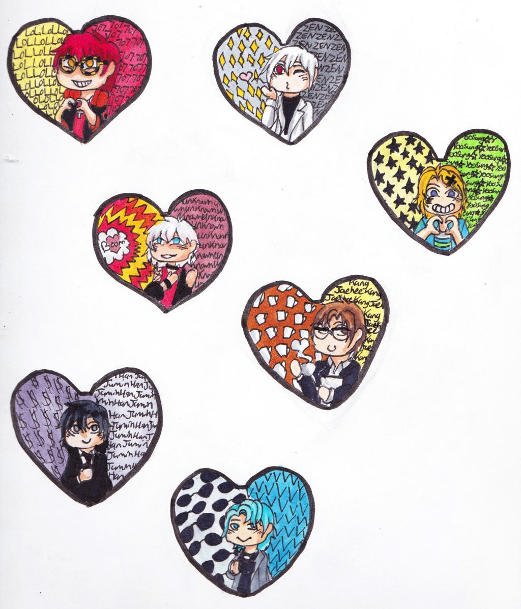 MM Charms designs by emilyk949