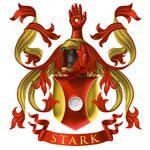 Tony Stark Coat of Arms - Hero! Armorial #1