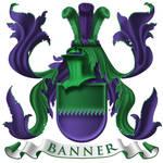 Bruce Banner Coat of Arms - Hero! Armorial #5