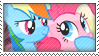RainbowPie stamp. by xMayii