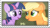 AppleSparkle stamp. by xMayii