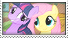 FlutterSparkle stamp. by xMayii