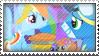 SoarDash stamp.
