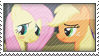 AppleShy stamp. by xMayii