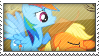 AppleDash stamp. by xMayii