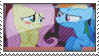 FlutterDash stamp. by xMayii