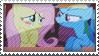 FlutterDash stamp. by xMayii