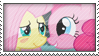 PinkieShy stamp. by xMayii