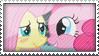 PinkieShy stamp. by xMayii